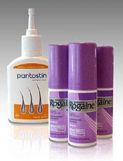 パントスチン&女性用ロゲイン